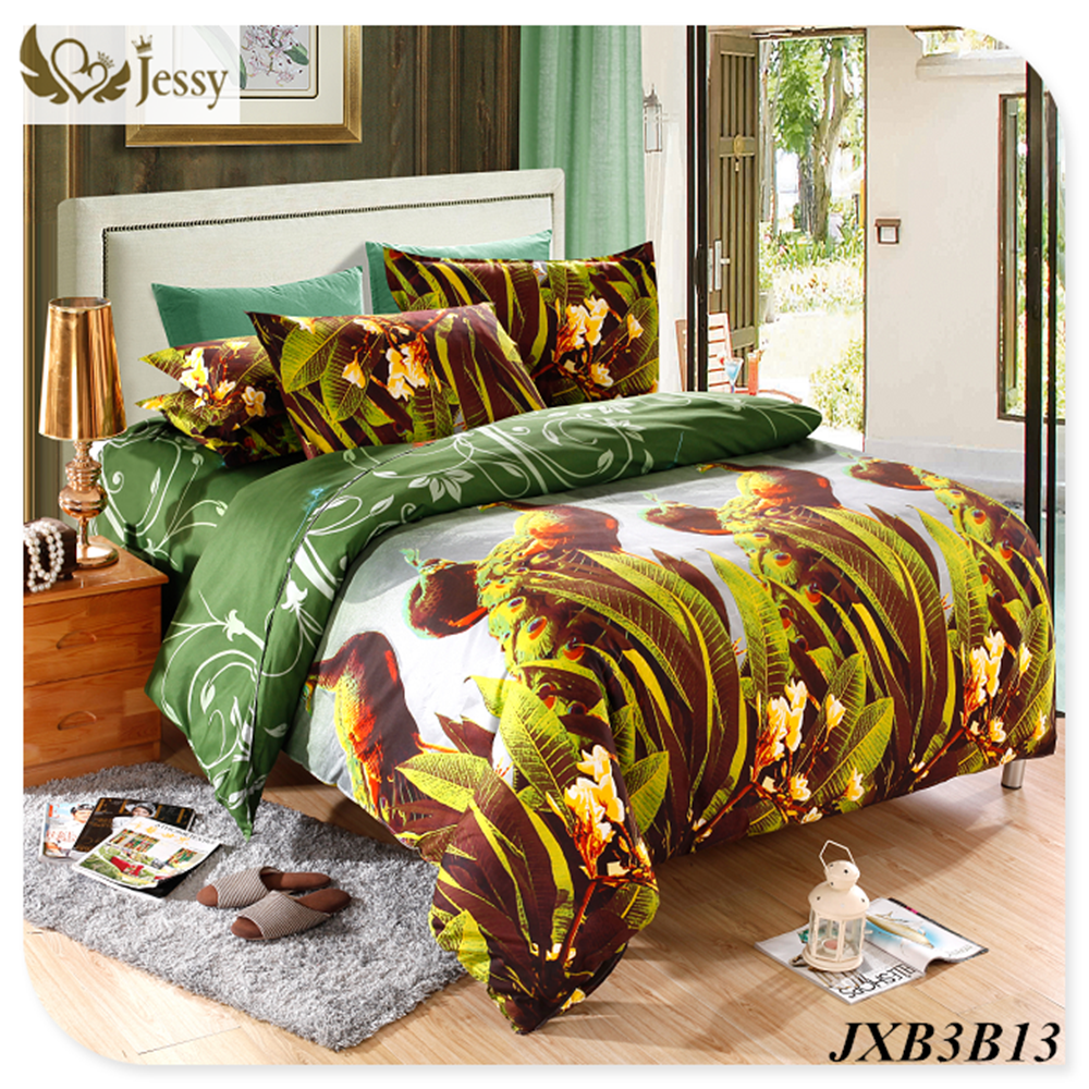 Peacock Linens | Peacock Bedding | Jennifer Lopez Peacock Bedding