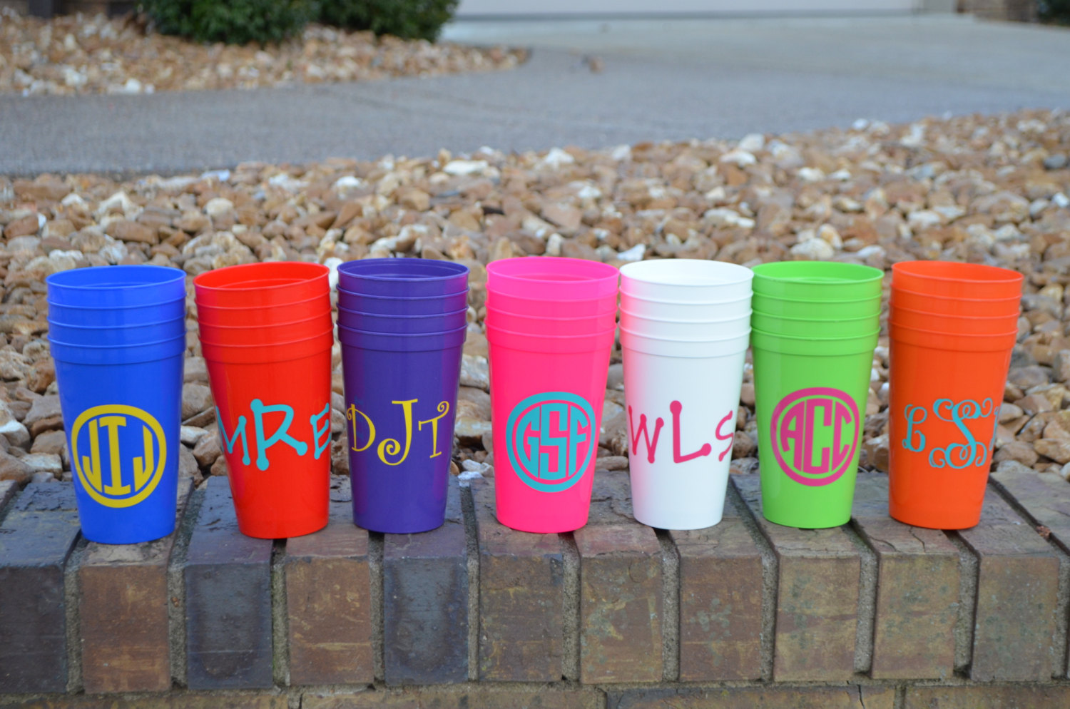 Personalized Drinking Cups | Personalized Plastic Cups | Cheap Stadium Cups
