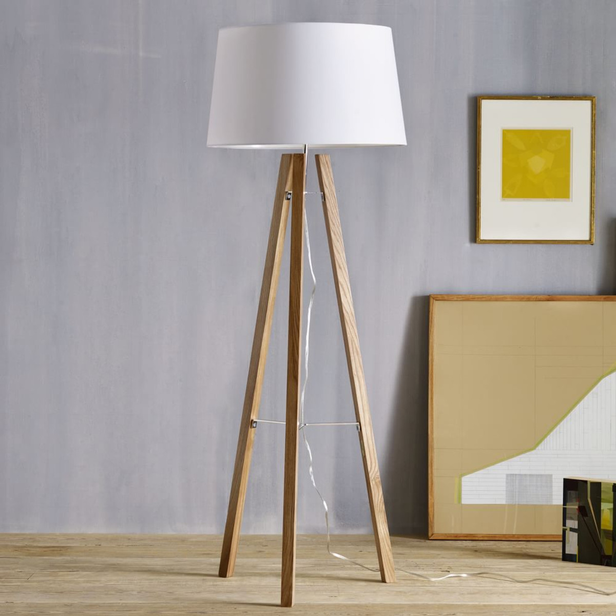 Pharmacy Lamps | Tripod Spotlight Floor Lamp | Tripod Lamp