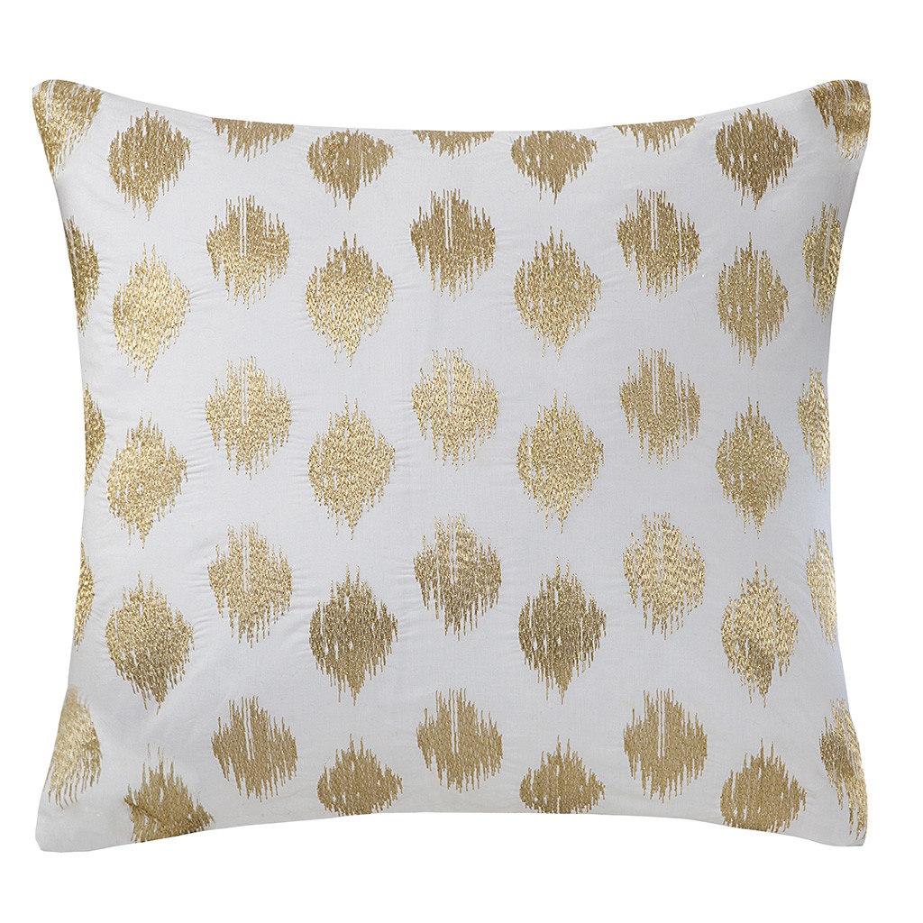Plaid Pillows | Round Throw Pillows | Gold Throw Pillows