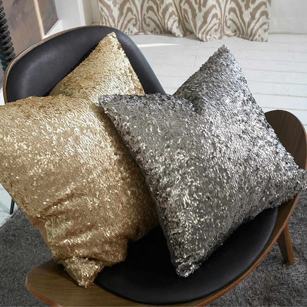 Plaid Throw Pillows | Gold Throw Pillows | Cheap Throw Pillows for Couch