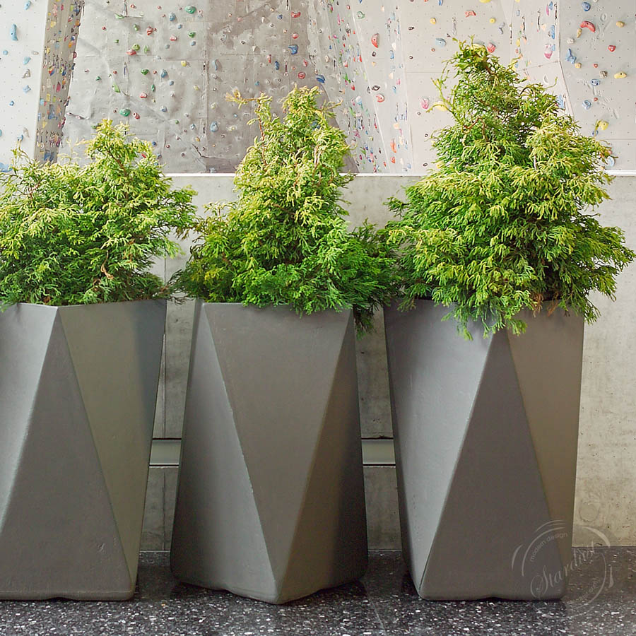 Plant Racks Indoor | Tall Planters | Resin Planters
