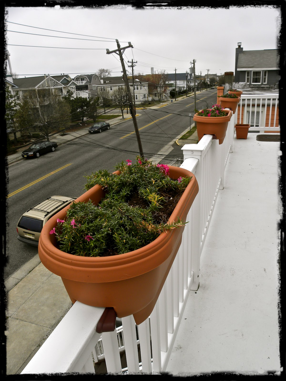 Planter Hooks | Planter Boxes Home Depot | Deck Rail Planters