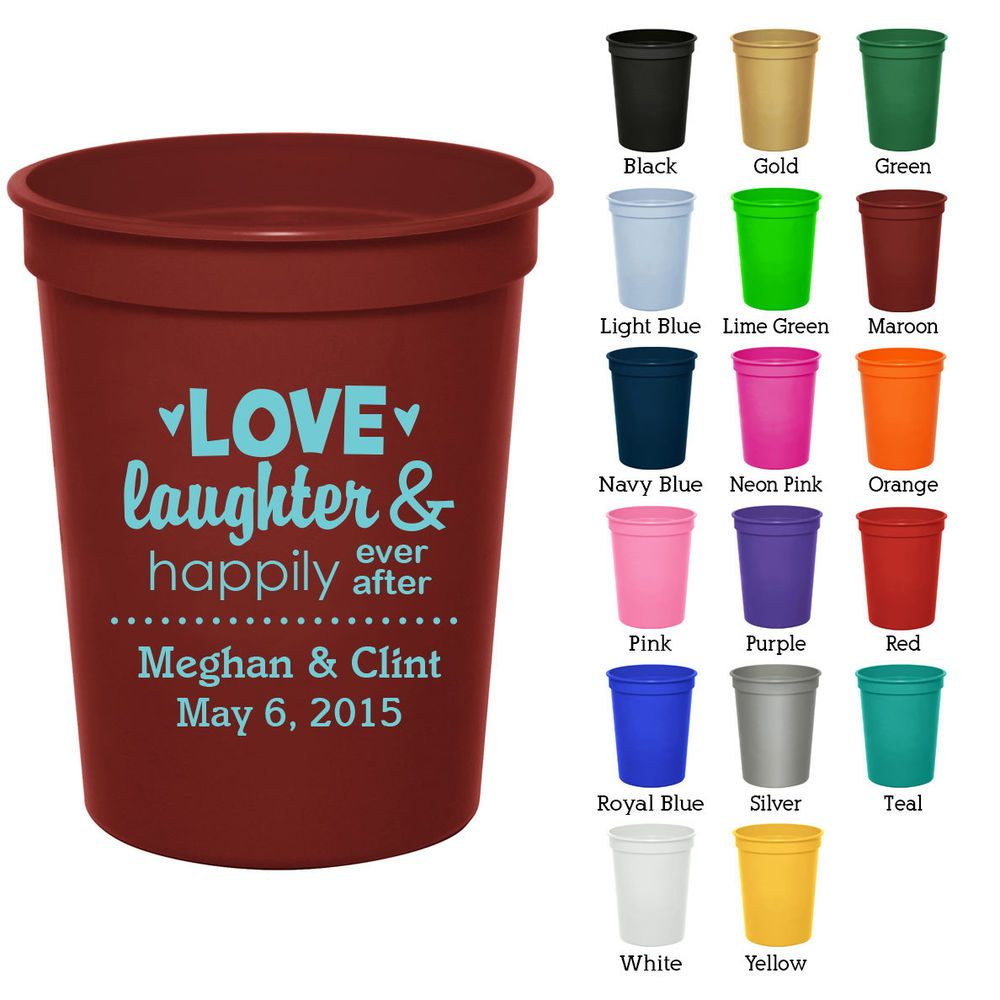 Plastic Drinking Glasses with Lids | Personalized Plastic Cups | Personalized Plastic Tumblers