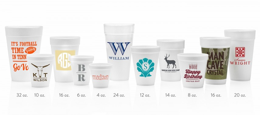 Plastic Drinking Glasses With Lids | Personalized Plastic Cups | Solo Cups Bulk