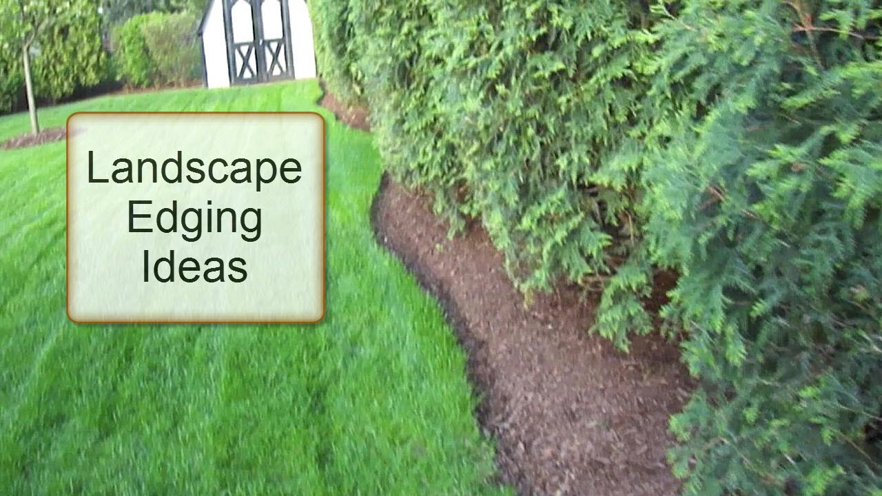 Plastic Edging Home Depot | Edging Lawn | Landscape Edging Ideas