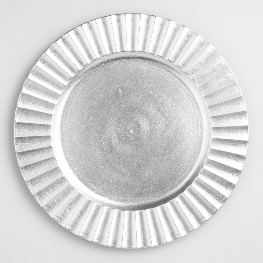 Plate Chargers | Wholesale Chargers | Rustic Plate Chargers