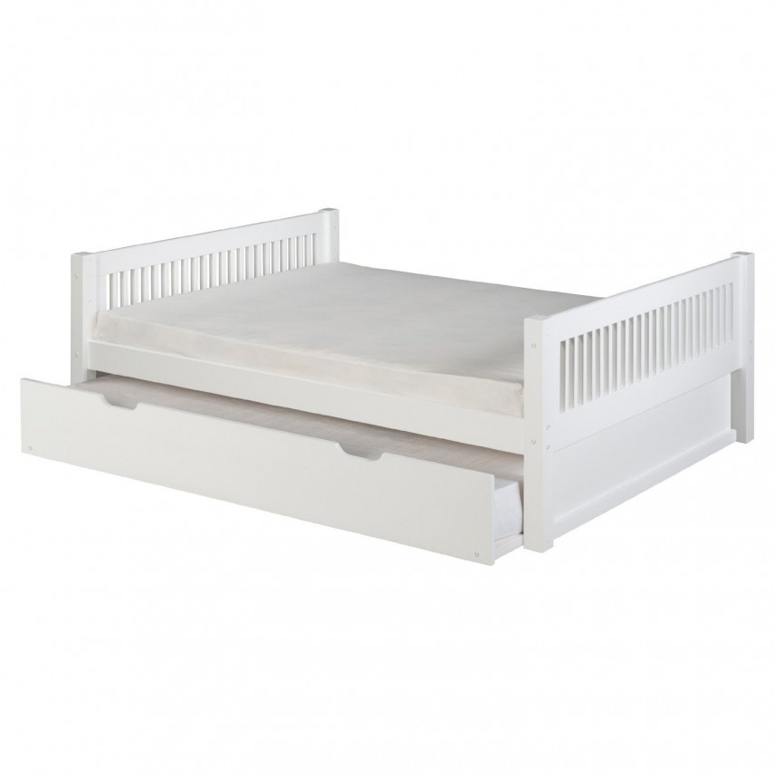 Pop Up Trundle Daybed | Full Size Daybed With Trundle | Full Size Day Beds