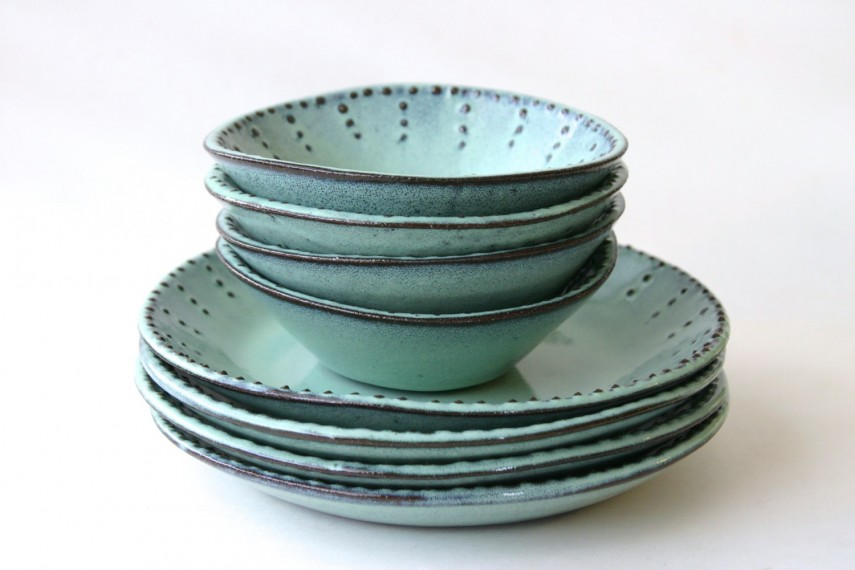 Porcelain Dishes | Stoneware Dinnerware Sets | Pottery Dinnerware Sets
