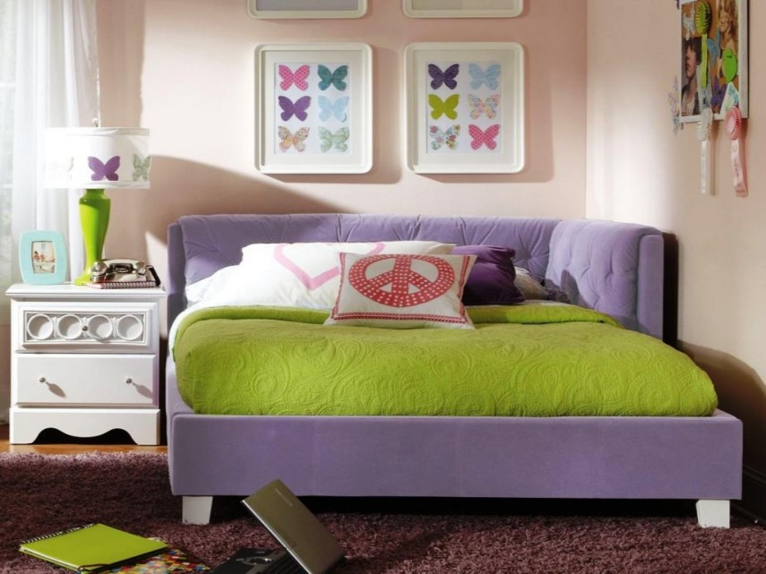 Pottery Barn Teen Daybed | Small Daybed | Full Size Daybed With Trundle