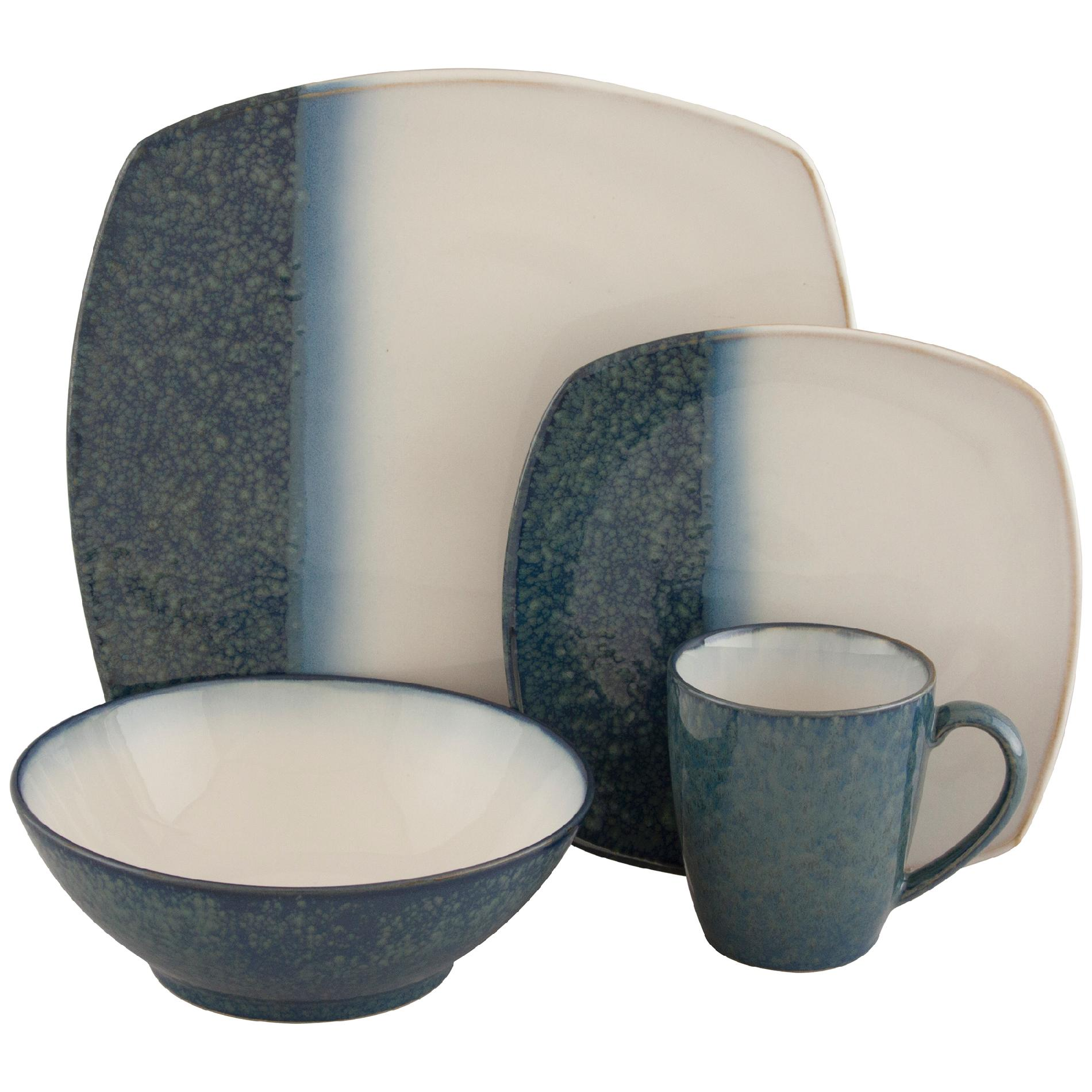 Pottery Dinnerware | Colorful Dinnerware | Stoneware Dinnerware Sets