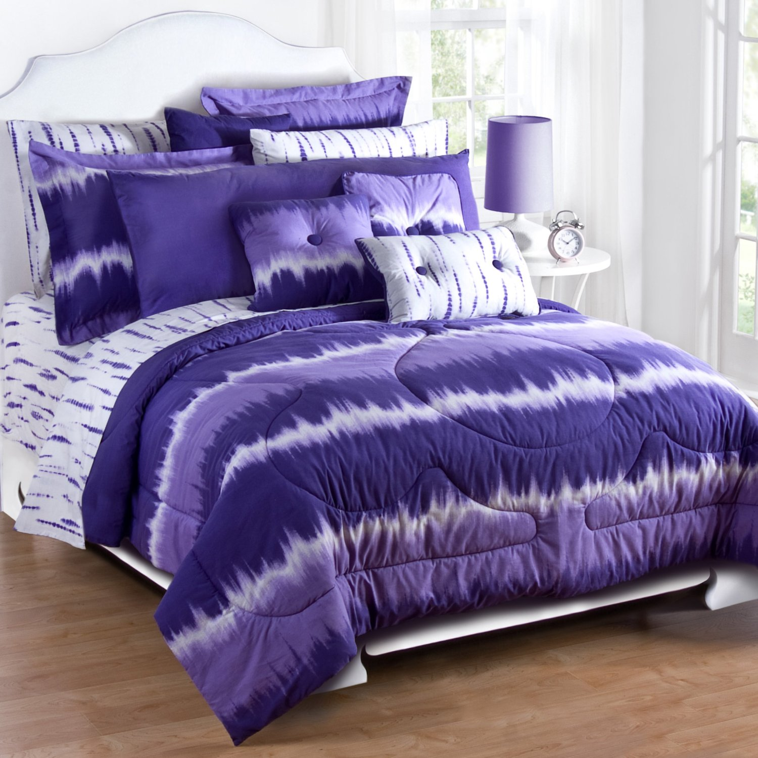 Bedroom Comforter Sets Purple Purple Comforter Sets