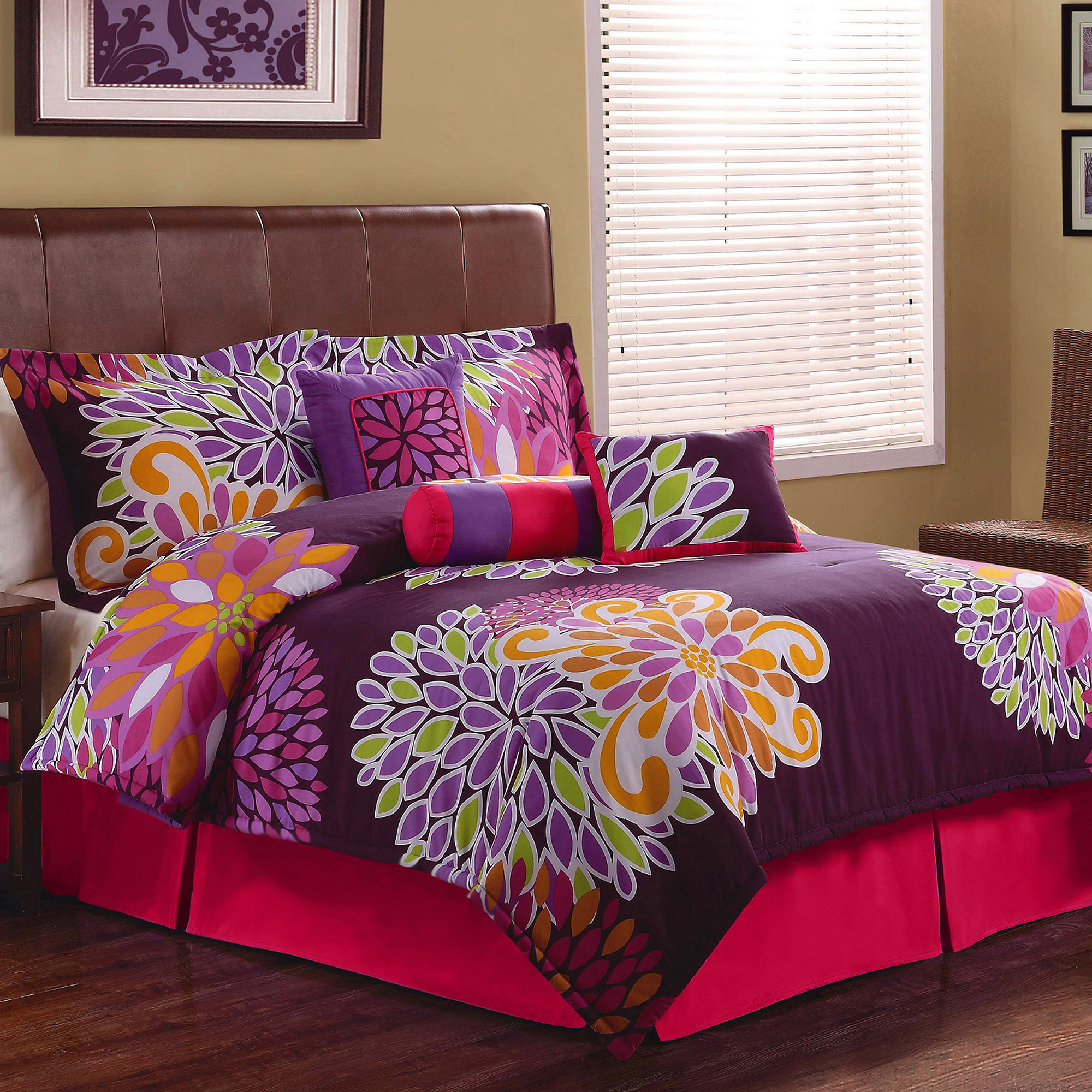 Purple Comforter Sets | Full Size Purple Comforter Sets | Purple Comforter Sets Full Size