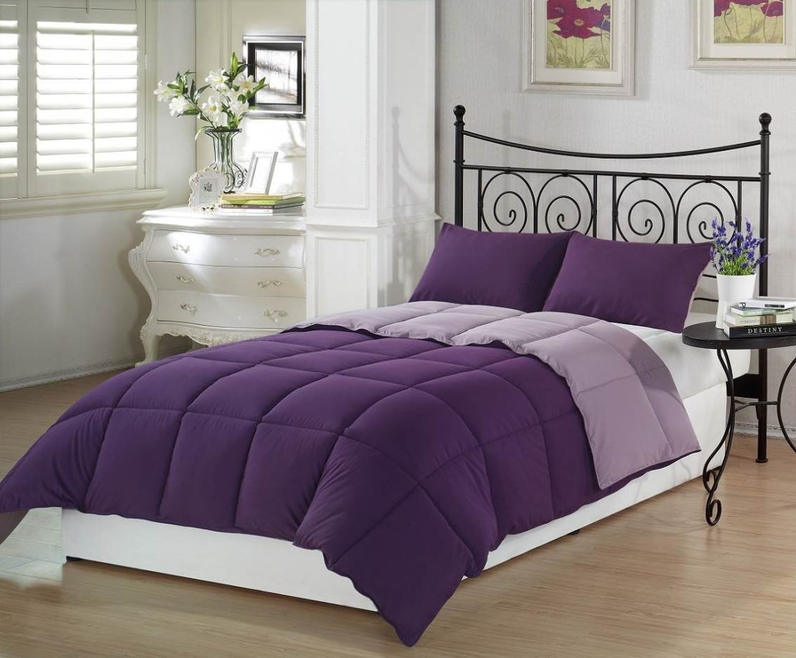 Purple Comforter Sets | Purple Bedroom Comforter Sets | Purple Comforter Sets