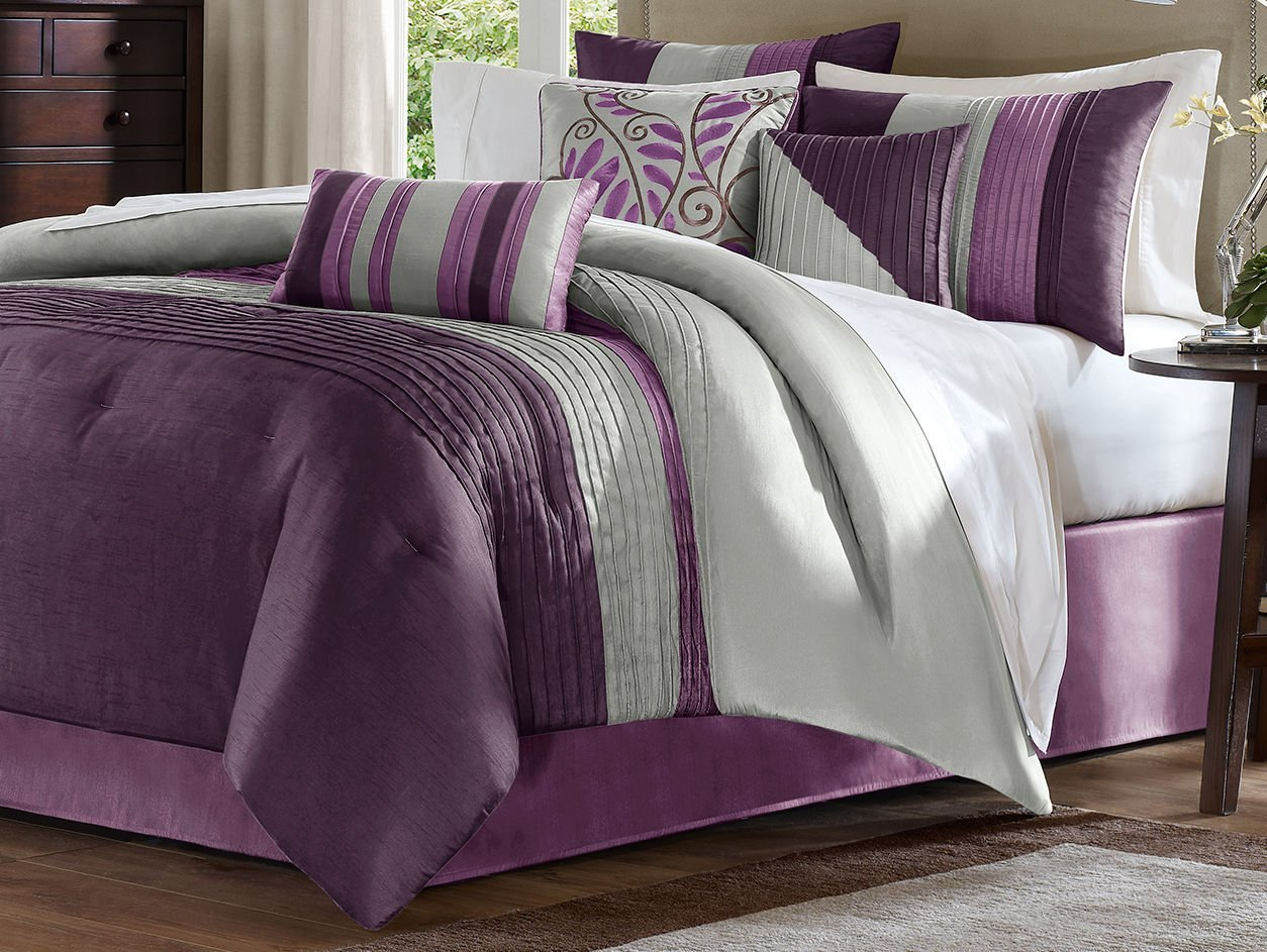Purple Comforter Sets | Purple Comforter Set | Purple Comforter Sets Queen