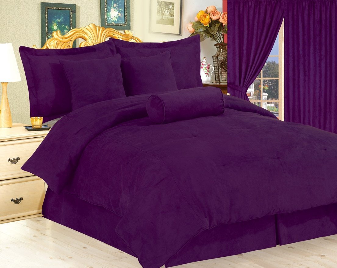 Purple Comforter Sets | Purple Comforter Set | Purple Comforters Sets