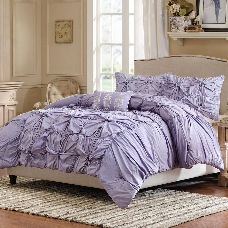 Purple Comforter Sets | Purple Comforter Sets Twin | Purple Twin Comforter Sets