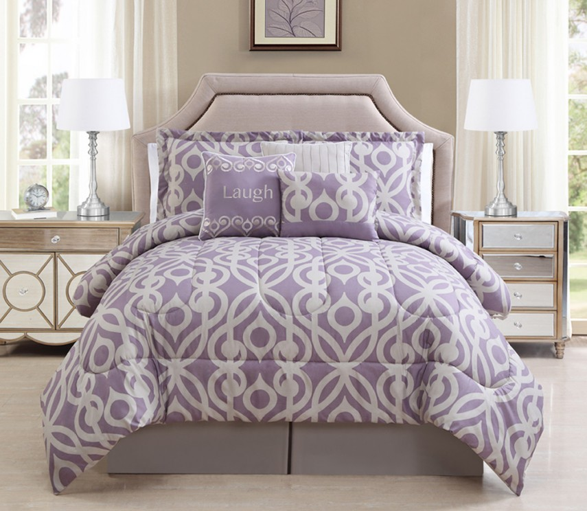 Purple Comforters Sets | Purple And Gold Comforter Sets | Purple Comforter Sets