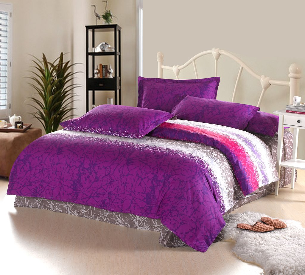Purple Full Size Comforter Sets | Purple Comforter Sets | Purple Comforter Sets Full Size