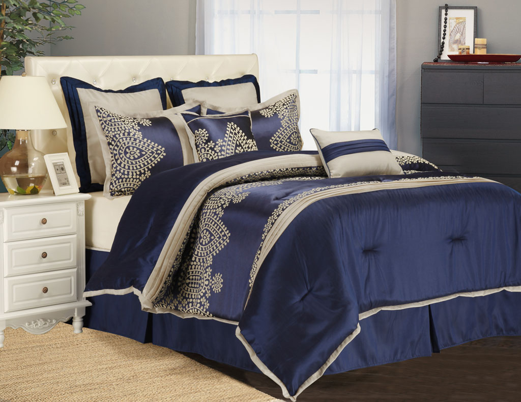 Queen Bedding Sets | Cute Bed Sets Queen | Macy Bedding