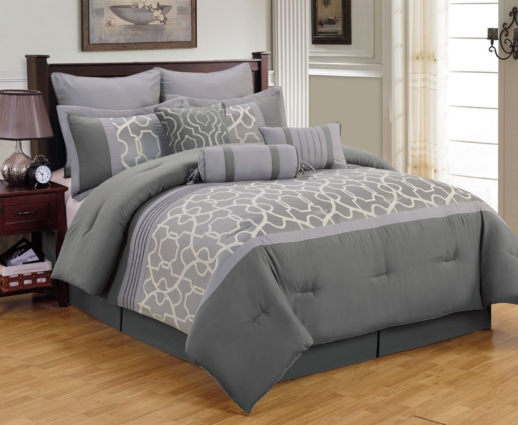 Queen Bedding Sets | Grey Comforter Sets | Bed Bath Beyond Comforter Sets Queen