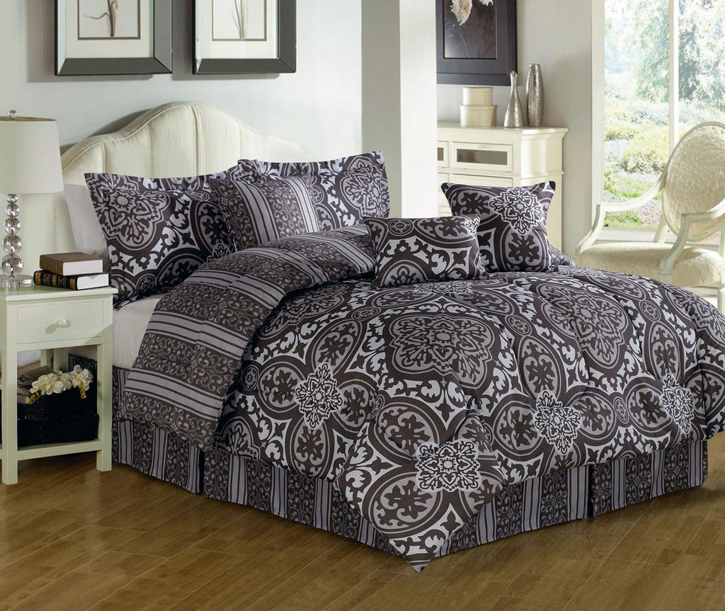 Queen Bedding Sets | Modern Bed Sets Queen | Queen Quilt Bedding Sets