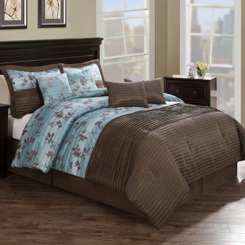 Queen Bedding Sets | Queen Comforter Sets | Bed In A Bag Queen Sets Clearance