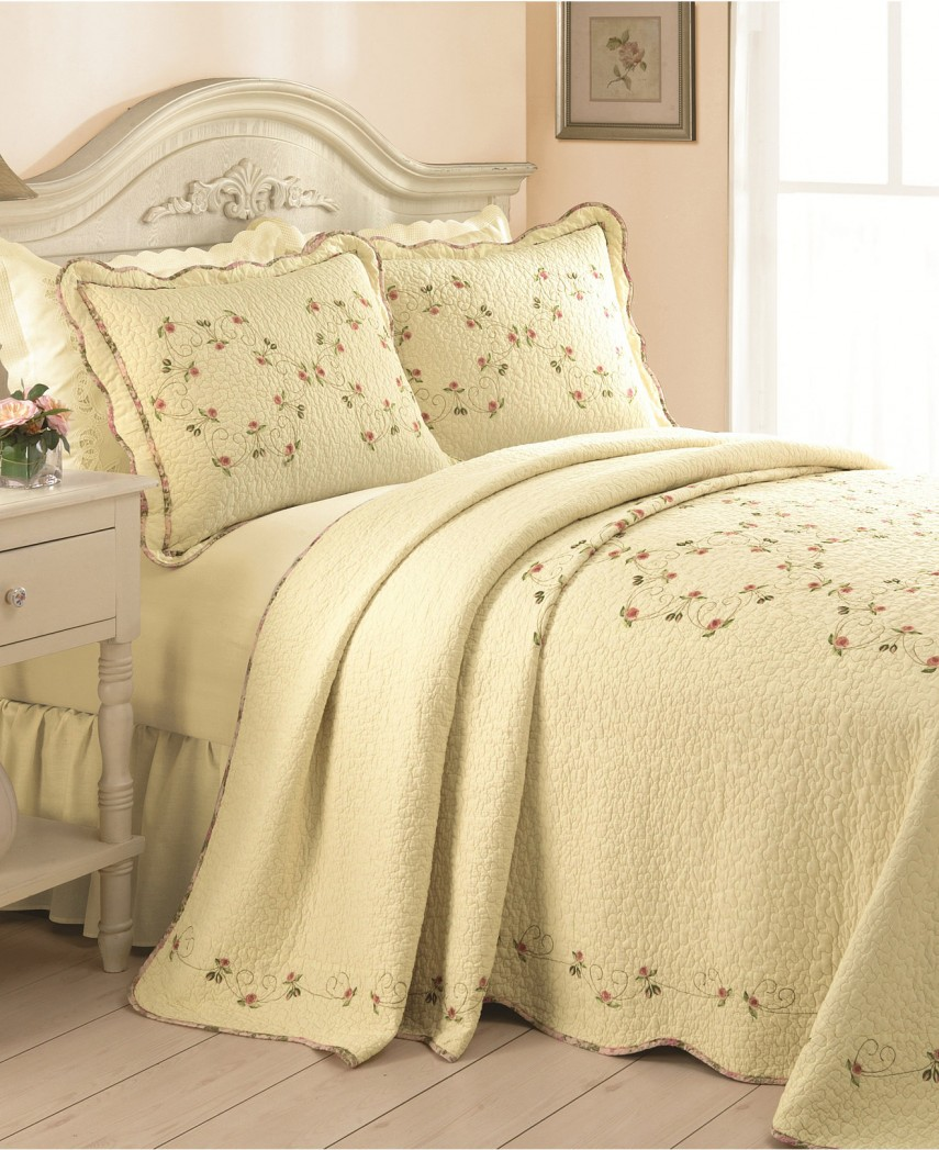 Queen Bedspreads | Amazon King Size Comforter | Bed Coverlets