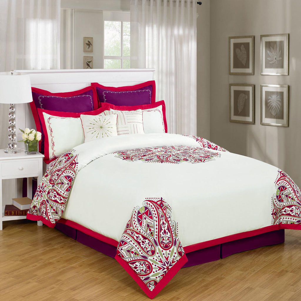 Queen Size Bed Sets for Girls | Queen Bedding Sets | Bunk Bed Bedding