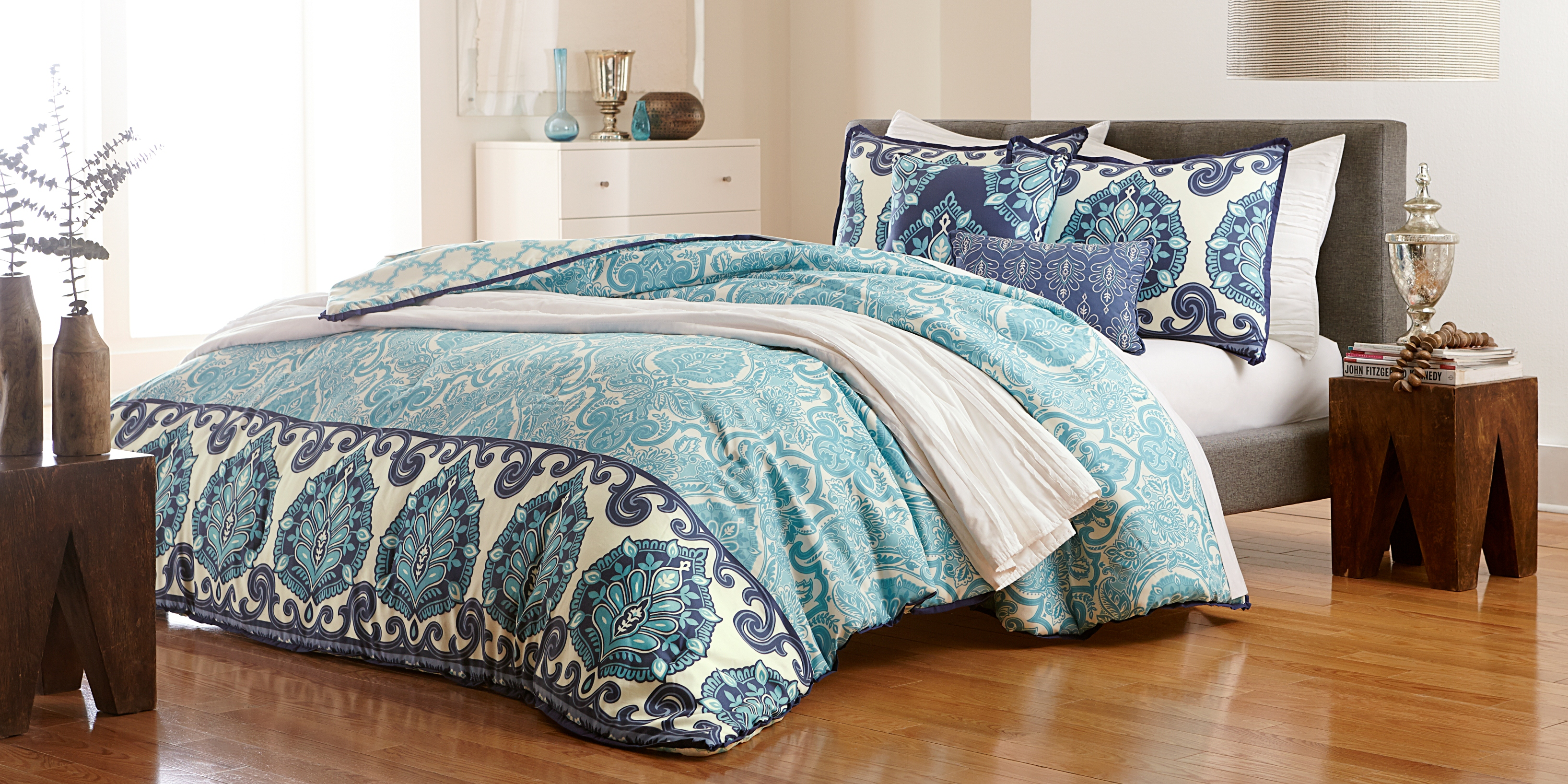 Queen Size Bedding Sets | Duvet Covers Target | Queen Size Bed In A Bag Sets