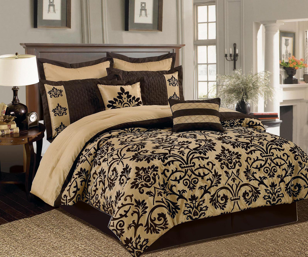 Queen Size Bedding Sets | King Size Bedspreads | Queen Comforter Set