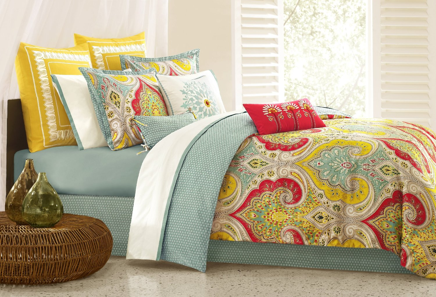 Queen Size Bedspread Sets | Cotton Chenille Bedspread Queen | Queen Bedspreads