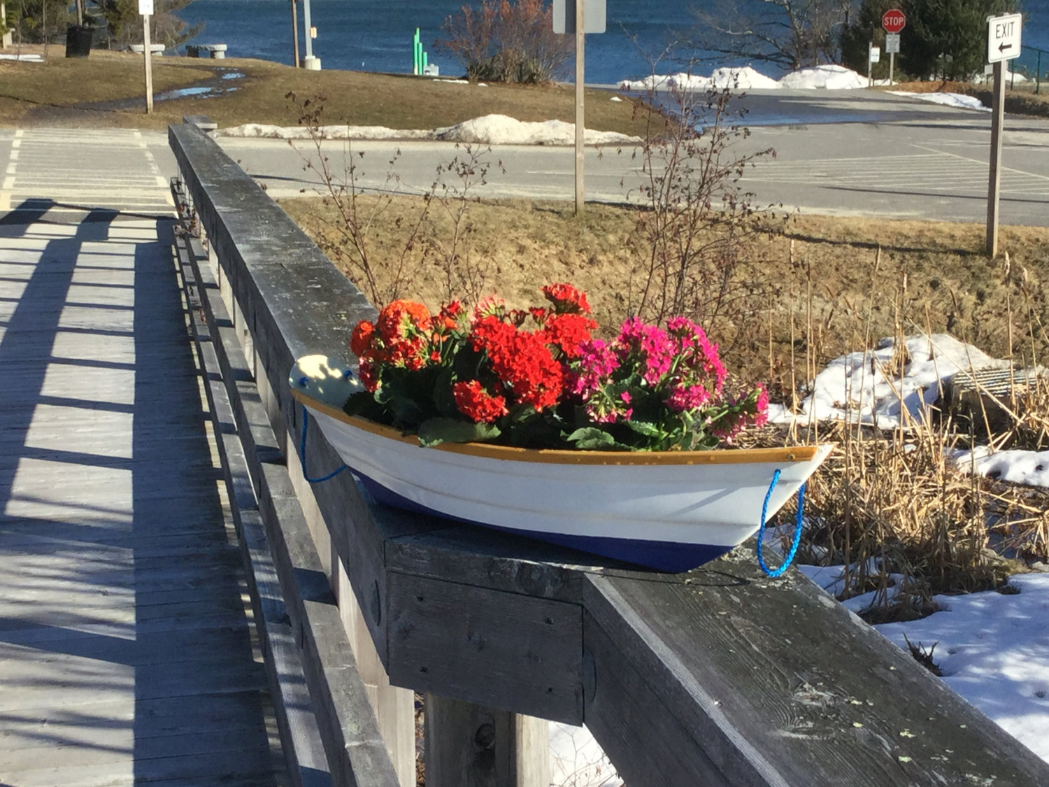 Railing Planters Lowes | Fence Planter | Deck Rail Planters