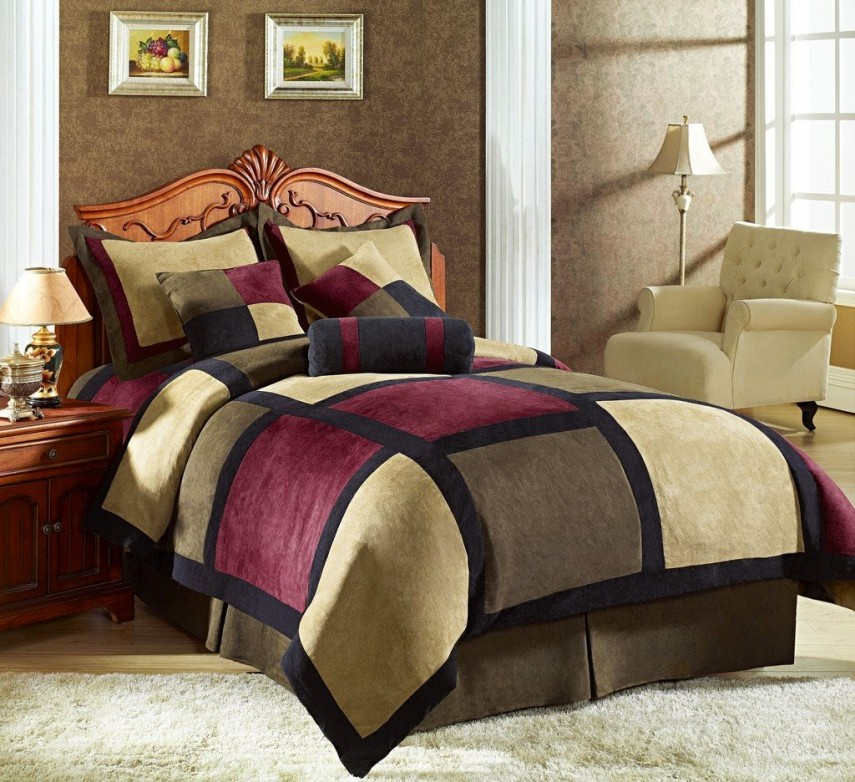 Ralph Lauren Comforter | Queen Bedding Sets | Navy Comforter Set