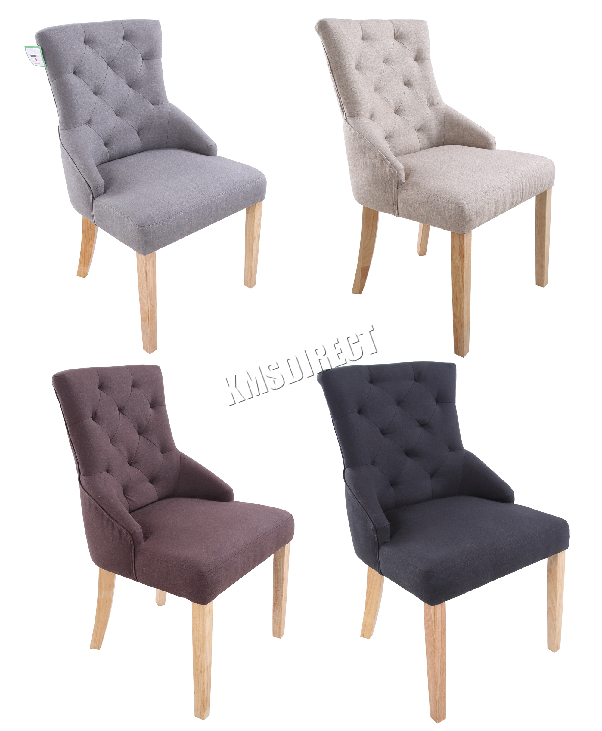 Rattan Dining Chair | Tufted Dining Chair | Dining Chair Slipcover