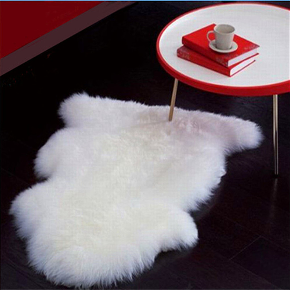 Real Bear Skin Rug | Faux Bearskin Rug | Fur Rug