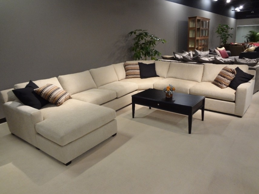 Reclining Sectional | Large Sectional Sofas | Extra Large Sectional Sofa