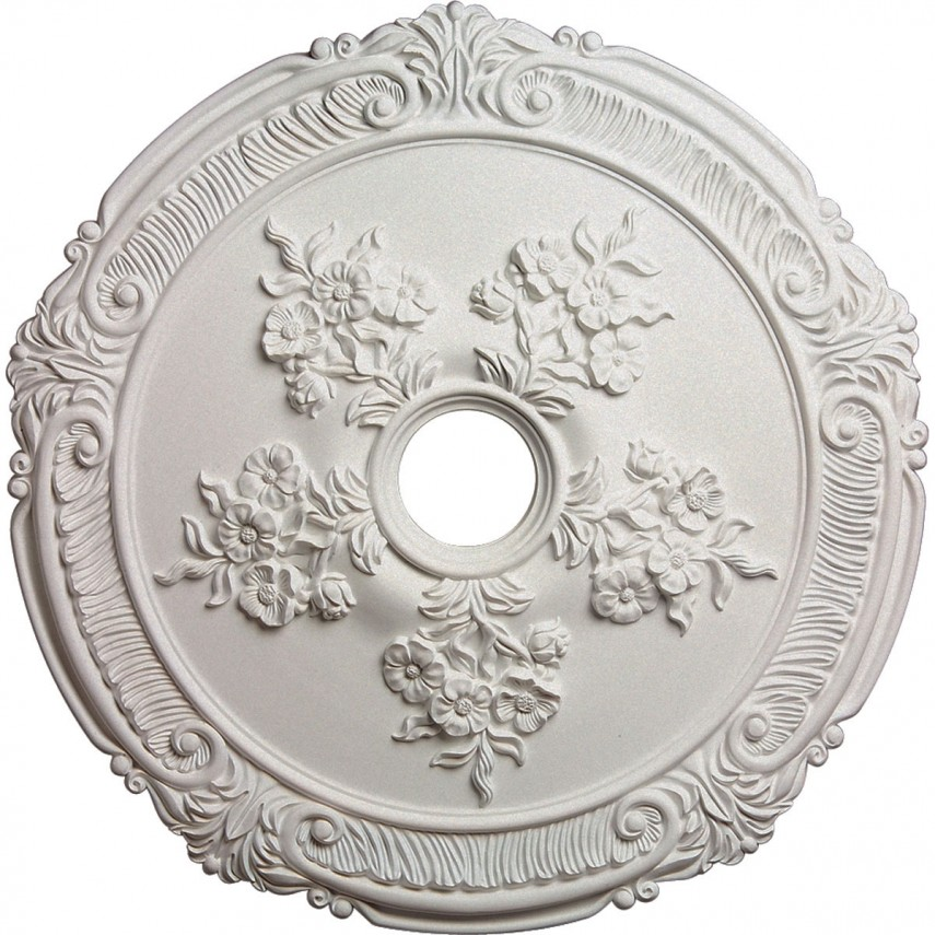 Rectangular Ceiling Medallions | Ceiling Medallions At Home Depot | Ceiling Medallion