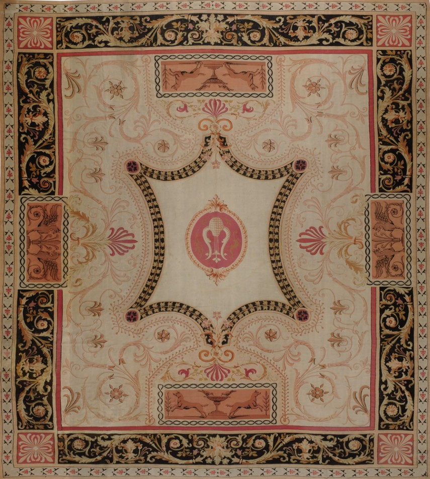Remarkable Sculptured Rugs And Carpets | Lovely Aubusson Rugs