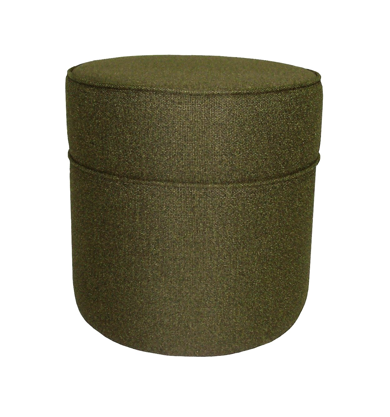 Round Storage Ottoman | Wayfair Storage | Storage Stool