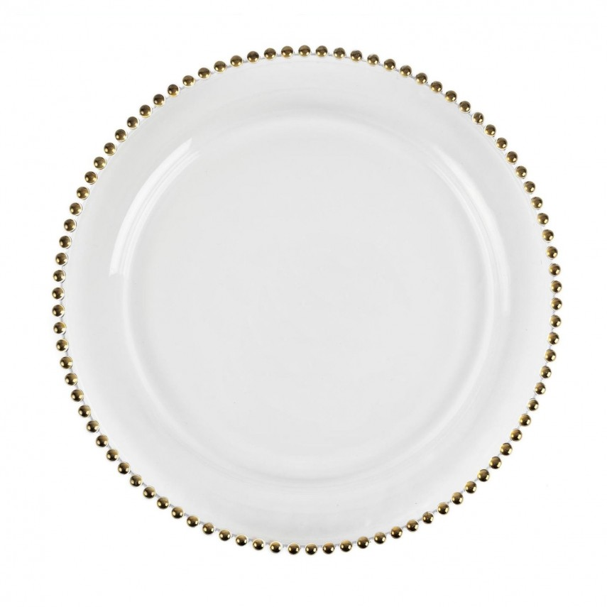 Royal Blue Charger Plates | Wooden Charger Plates | Plate Chargers