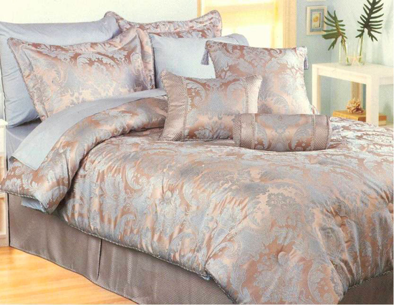 Ruched Duvet Cover | King Size Duvet Covers | Tumblr Duvet Covers