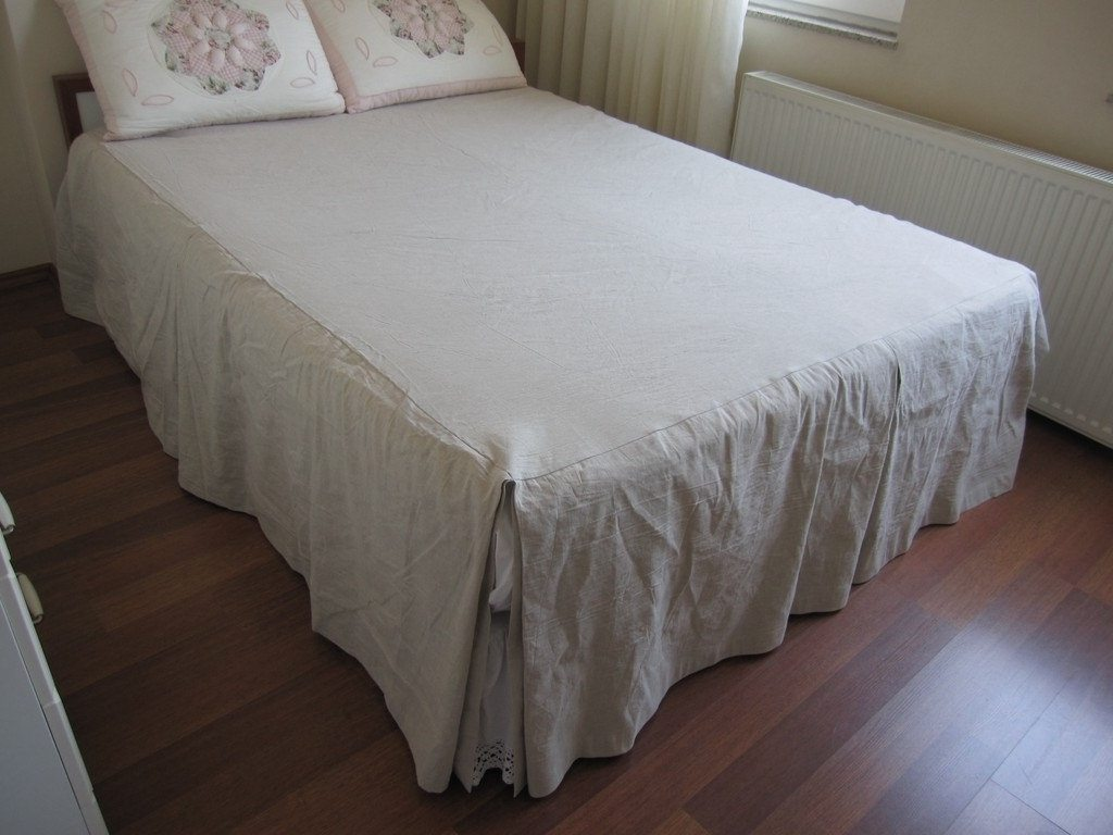 Ruffled Bed Skirts | Bed Skirts Queen | What Is A Dust Ruffle