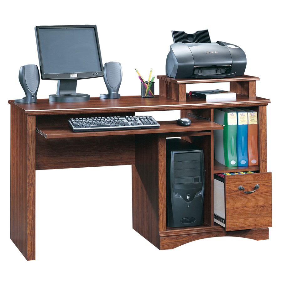 furniture fascinating sauder computser desk for office. Black Bedroom Furniture Sets. Home Design Ideas