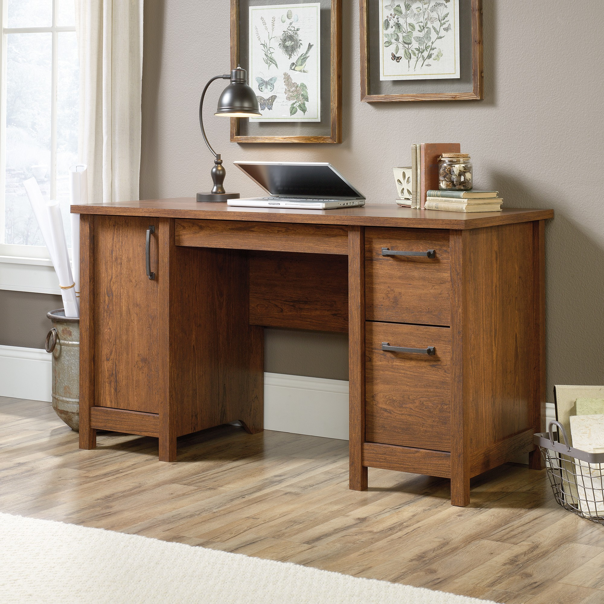 Sauder Harbor Desk Hostgarcia