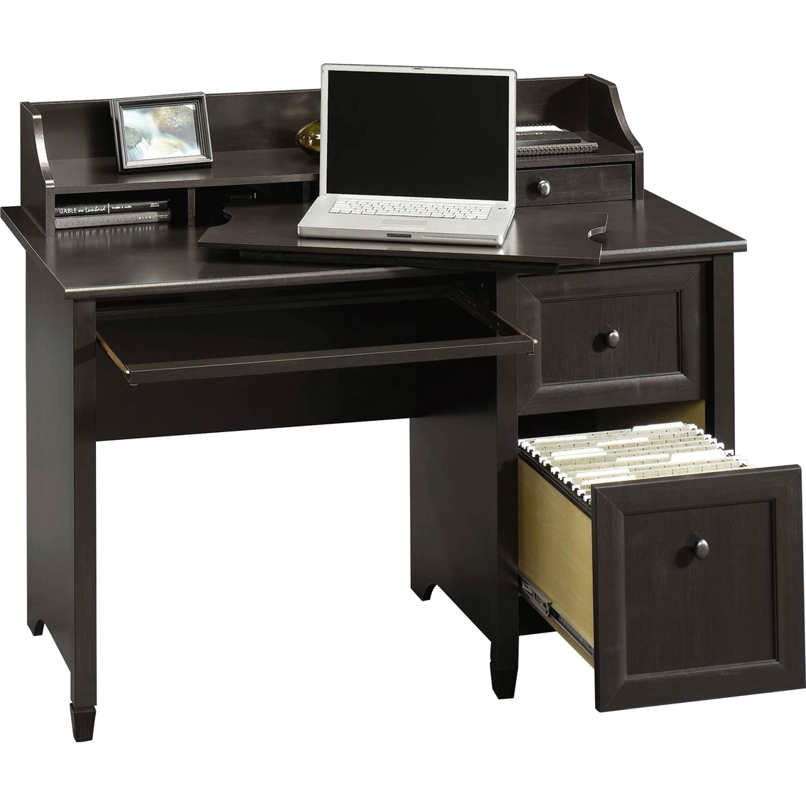Sauder Computer Desks | Desks at Walmart | Desk with Filing Cabinet