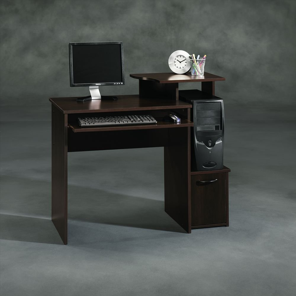Sauder Corner Computer Desk with Hutch | Sauder Computer Desks | Computer Desks at Walmart