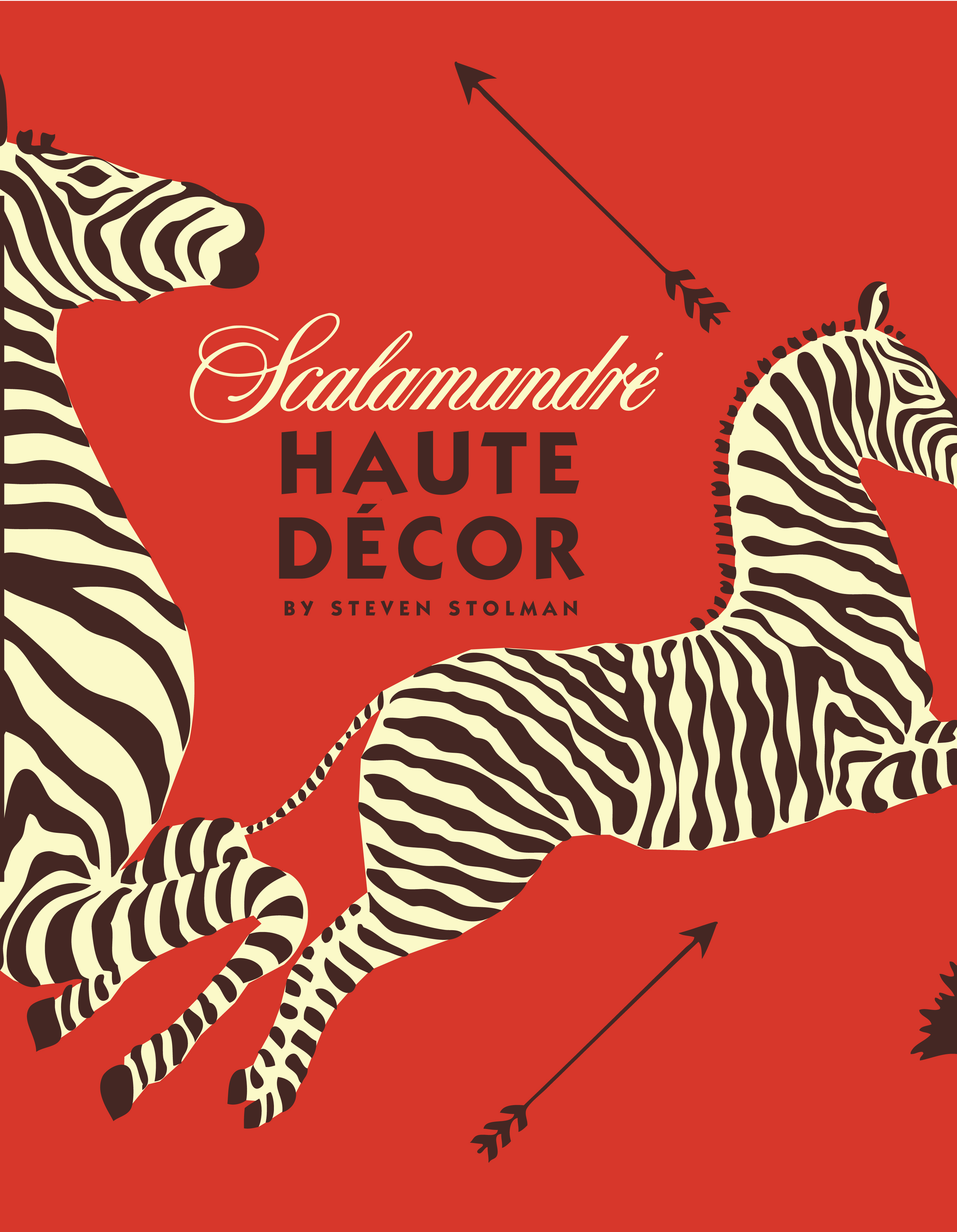 Scalamandre | Scalamandre Zebra Umbrella | Scalamandre Upholstery Fabric
