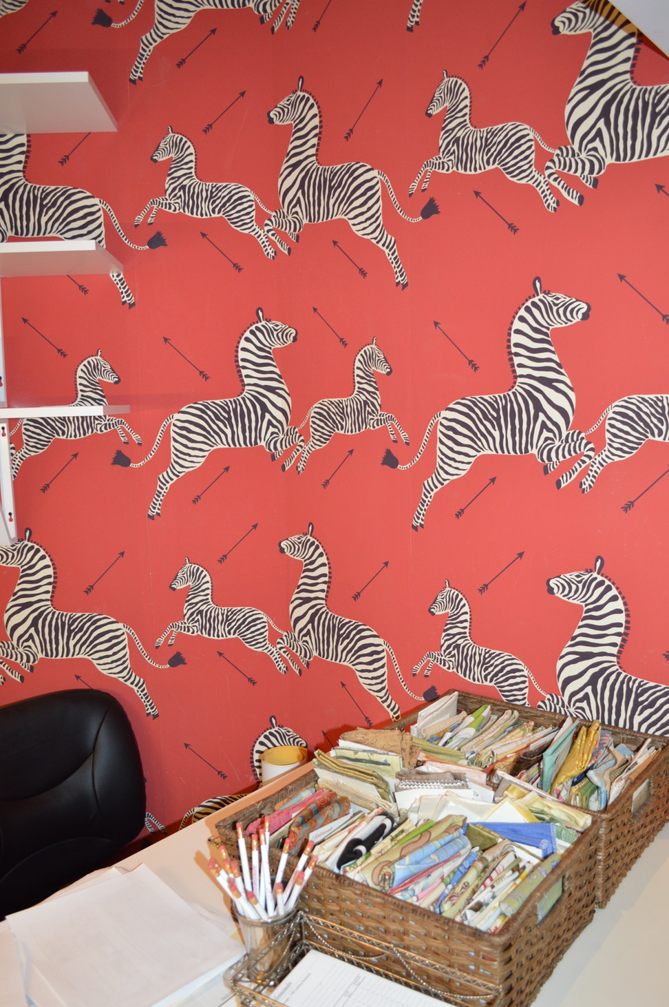 Scalamandre | Scalamandre Zebra Wallpaper Price | Scalamandre Third Floor Outlet