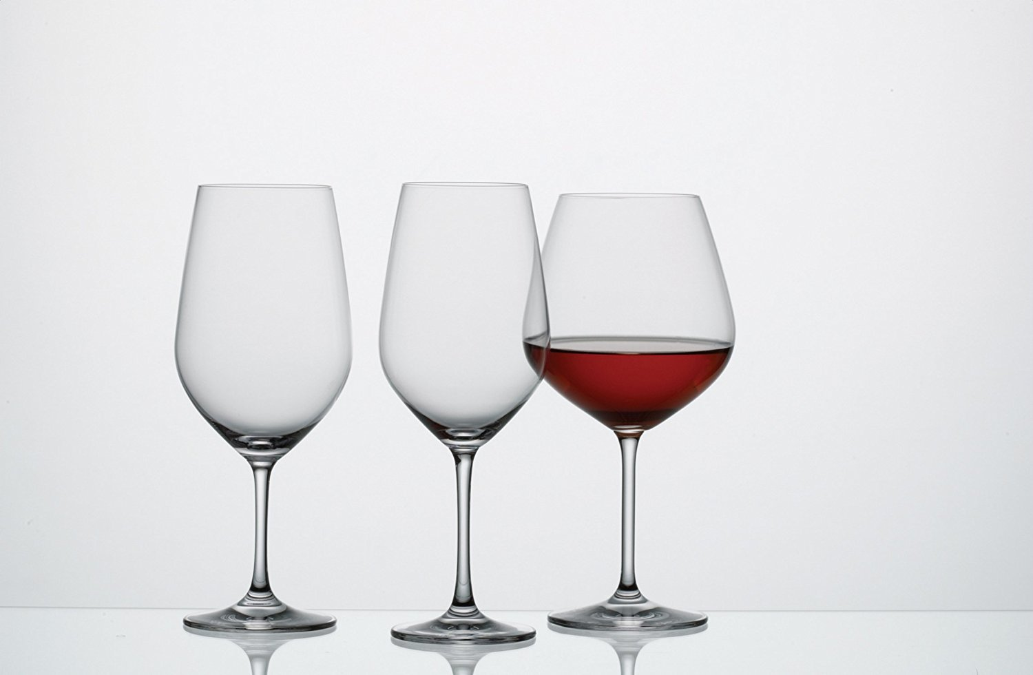 Schott Zwiesel Wine Glasses | Spiegelau Stemless Wine Glasses | Titanium Wine Glasses Unbreakable